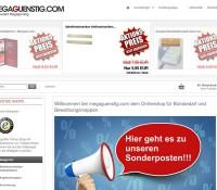 Bürobedarf megaguenstig einkaufen deutscher Online-Shop