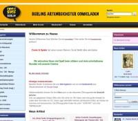Comic und Spiele Berlin deutscher Online-Shop