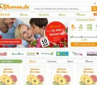Der Onlineshop für Blumen und Sträuß deutscher Online-Shop