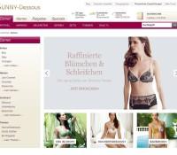 Dessous Unterwäsche und Lingerie im Dessous Shop deutscher Online-Shop