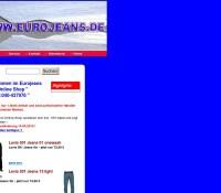 Eurojeans. Jeans & Mode von Levis, Dockers, Mustang, Lee, Edwin deutscher Online-Shop