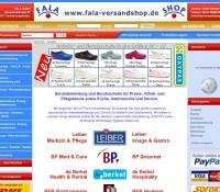 FALA Versandshop deutscher Online-Shop