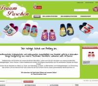 Traum- Puschen Krabbelschuhe deutscher Online-Shop