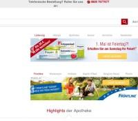 Apo Discounter. Die Versandapotheke mit den günstigen Preisen deutscher Online-Shop