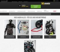 XLmoto.de deutscher Online-Shop