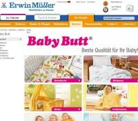 Baby Butt – alles für Ihr Baby deutscher Online-Shop