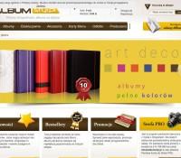 Albumstyl.pl Alben polnischer Online-Shop Fotografie,