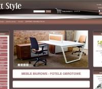 Büromöbel und Stühle Rotary – Effekt Art- polnischer Online-Shop Schreibwaren, Möbel,