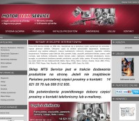 Mts-service.pl – Automotive polnischer Online-Shop Automotive,