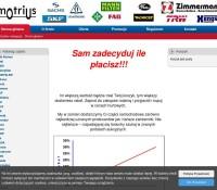 Motrius.pl – Automotive polnischer Online-Shop Automotive,