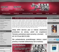 Mts-service.pl – Automotive polnischer Online-Shop Automotive,