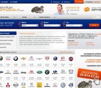 CentrumSprzegla.com polnischer Online-Shop Artikel für Kinder,