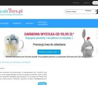 www.godstoys.pl – ein Geschenk für ein Mädchen polnischer Online-Shop Geschenke,