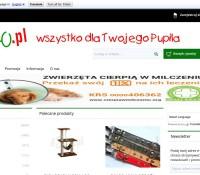 eZoo.pl – Pet Shop polnischer Online-Shop Zoologie,