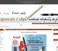 LUXURY, Eleganz und Funktionalität! -markowe Artikel zum Schreiben polnischer Online-Shop