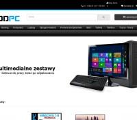 Eine breite Palette von Computer-Zubehör polnischer Online-Shop Computer, Schreibwaren,