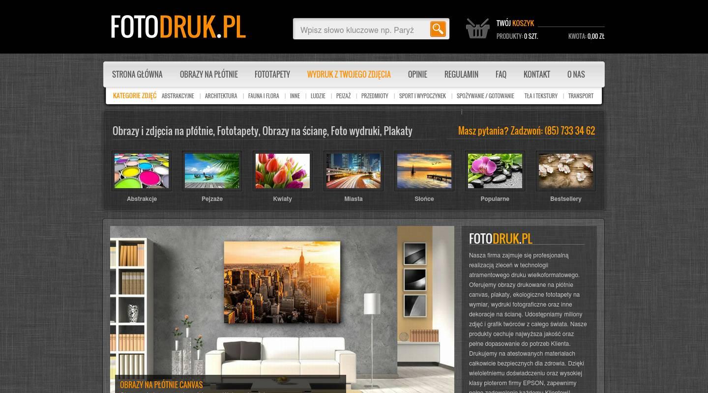 bilder und gem lde auf leinwand gesch ft polnischer online shop fotografie haus. Black Bedroom Furniture Sets. Home Design Ideas