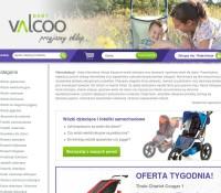 valcoobaby.pl polnischer Online-Shop Artikel für Kinder,