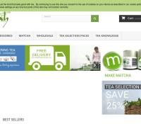 Chah store britischer Online-Shop für Lebensmittel,