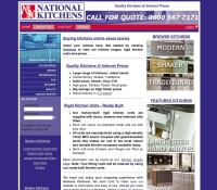 National Kitchens store britischer Online-Shop für Haus und Garten, Werkzeuge und Heimwerken,