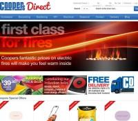 Coopers Direct store britischer Online-Shop für Haus und Garten, Werkzeuge und Heimwerken,