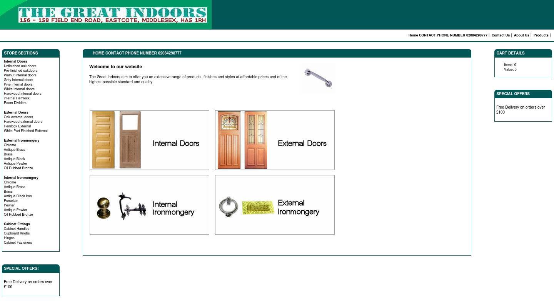 store britischer online shop f r haus und garten werkzeuge und. Black Bedroom Furniture Sets. Home Design Ideas