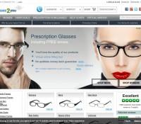 glasses2you.com store britischer Online-Shop für Gesundheit,