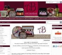 Aromabar store britischer Online-Shop für Gesundheit,