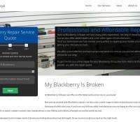 Blackberry 4 Repair store britischer Online-Shop für Mobil,
