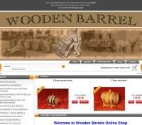 Woodenbarrel.co.uk store britischer Online-Shop für Lebensmittel,