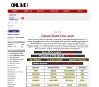 Discount Deals 4 You store britischer Online-Shop für