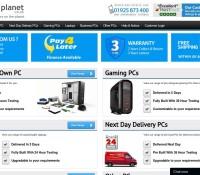 Computer Planet store britischer Online-Shop für Computer,