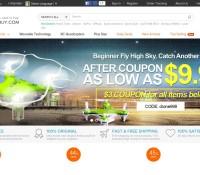 Allbuy – chinesische Gadgets und Elektronik, Online-Shop und Shopping Center in China