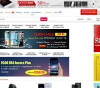 CooliCool – chinesische Gadgets und Elektronik, Online-Shop und Shopping Center in China