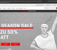 Puma – Mode & Bekleidungsgeschäfte in Deutschland