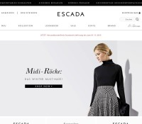 Escada – Mode & Bekleidungsgeschäfte in Deutschland