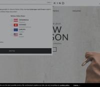 Liebeskind – Mode & Bekleidungsgeschäfte in Deutschland