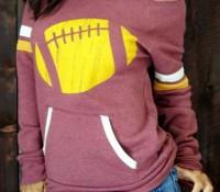 Fashion Fish Printing Pocket Front Sweatshirt – OASAP – Damen-Bekleidung – Tops & Shirts – Langarmshirts, Damen-Bekleidung – Sweatshirts & Hoodies – ,