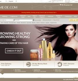 Cosme-De – japanischer Kosmetik-Online-Shop