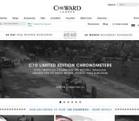Christopher Ward – britischer Armbanduhren-Online-Shop