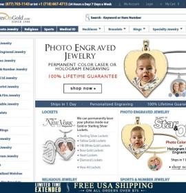 PicturesOnGold – amerikanischer Schmuck-Online-Shop
