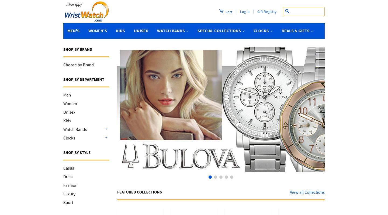 wristwatch amerikanischer armbanduhren online shop. Black Bedroom Furniture Sets. Home Design Ideas