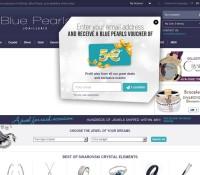 BluePearls – französischer Schmuck-Online-Shop