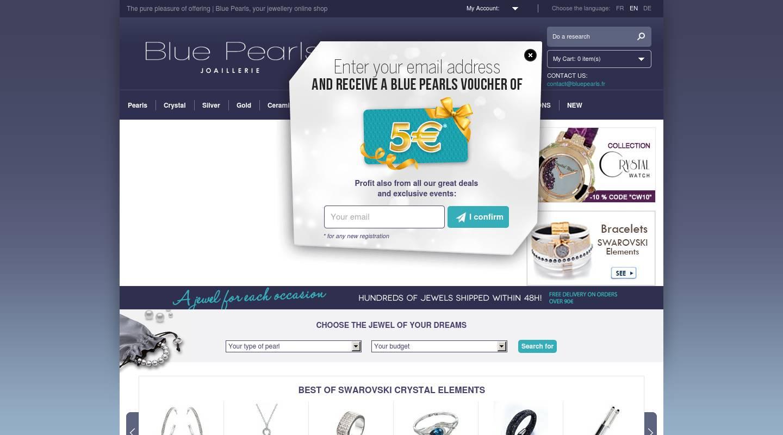 bluepearls franz sischer schmuck online shop deals aktionen. Black Bedroom Furniture Sets. Home Design Ideas
