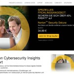 Norton Internet Security – amerikanischer Antivirus-Software-Online-Shop
