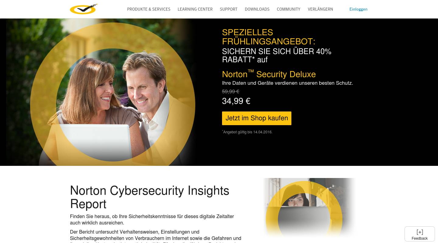 norton internet security amerikanischer antivirus. Black Bedroom Furniture Sets. Home Design Ideas