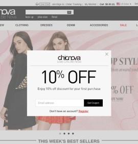 Chicnova – chinesischer Fashion-Online-Shop