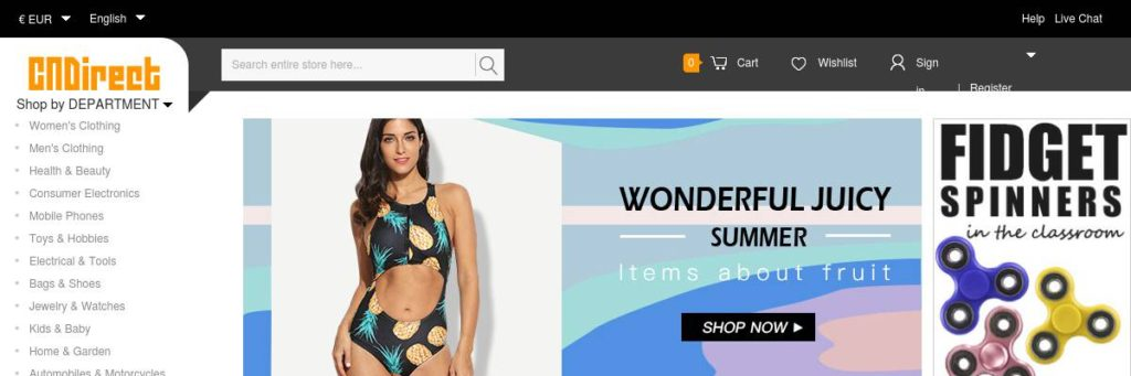 Exclusive Coupon//$2 Off $30+ Sitewide//
